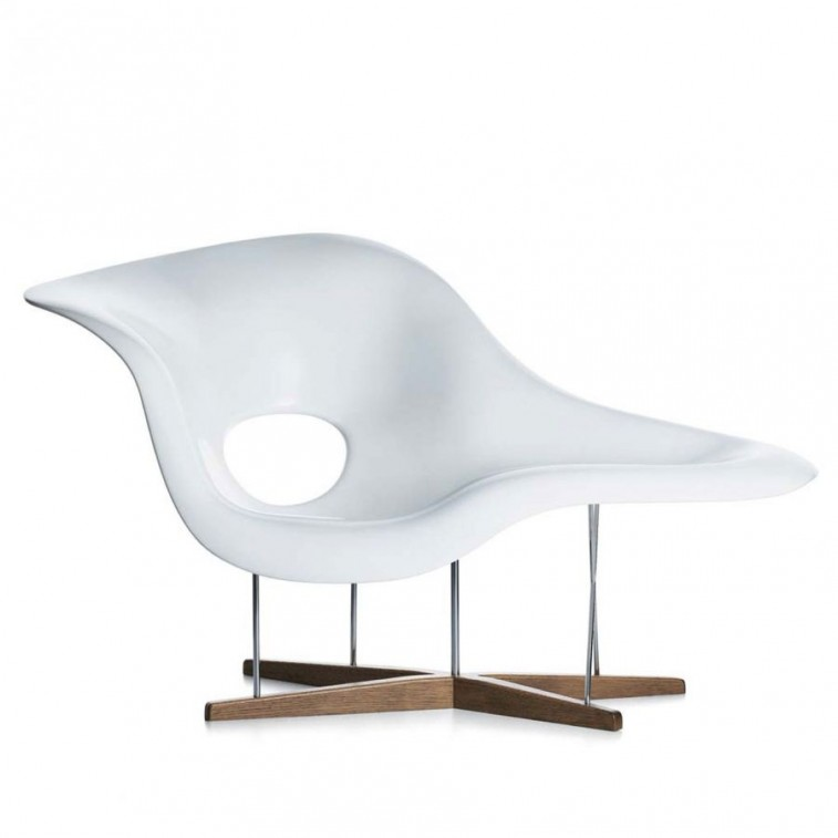 La chaise-Chaise longue-VItra-Charles & Ray Eames