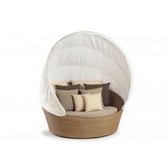 buy the dedon swingrest hanging lounger sofa at. Black Bedroom Furniture Sets. Home Design Ideas